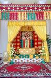 土产传统婚礼 库存图片