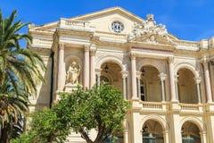 土伦歌剧院 库存图片