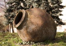 土制的古代人 免版税库存照片