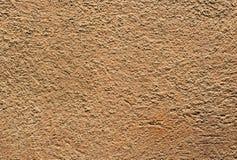黏土墙壁背景 免版税库存图片