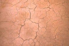 土壤墙壁纹理  免版税图库摄影