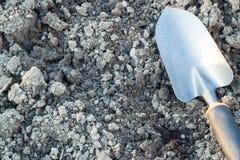 土壤是自然黏土矿物自然地是许多种类吹田 库存照片