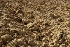 土壤的准备耕种的 库存图片