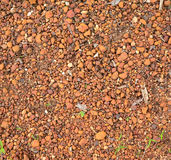 土壤纹理样式 免版税库存图片
