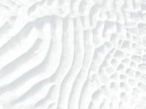 土壤纹理白色 免版税库存图片