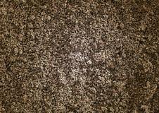 土壤纹理的图象 顶上的视图 传染媒介例证自然背景 库存图片