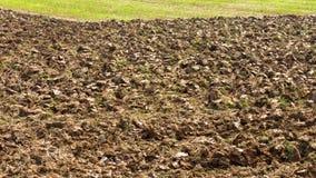 土壤耕种 图库摄影