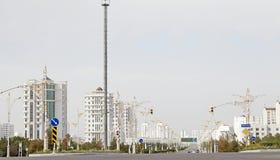 土库曼斯坦 图库摄影
