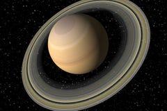 土星 免版税库存照片