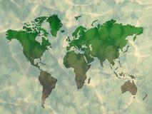 土气世界 免版税库存照片