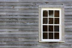 土气木板条墙壁背景 图库摄影