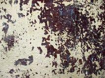 土气油漆脏的背景 免版税图库摄影