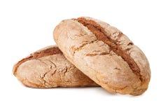 土气的面包 库存照片