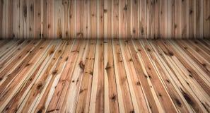 土气被打结的松木背景风景 免版税库存图片