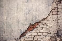 土气难看的东西混凝土墙纹理样式 免版税库存照片