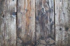土气,葡萄酒,被风化的和含沙木板条背景 免版税库存图片