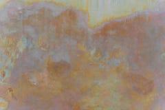 土气scrtached混凝土墙纹理背景 免版税库存图片