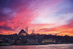 土耳其伊斯坦布尔 免版税库存图片