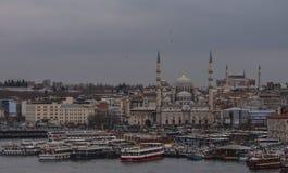 土耳其伊斯坦布尔 图库摄影