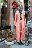 土耳其传统卡夫坦长衣 库存照片