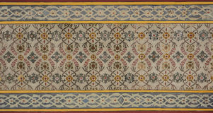 土耳其古老样式 免版税库存图片