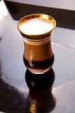 土耳其咖啡 免版税图库摄影