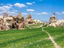 土耳其岩石 图库摄影