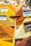 土耳其市场 库存图片