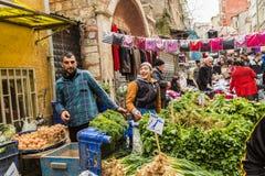 土耳其市场 免版税库存图片