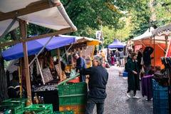 土耳其市场 免版税图库摄影