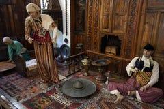 土耳其房子 免版税图库摄影