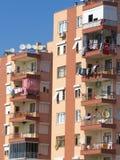 土耳其房子 免版税库存照片