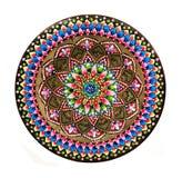 土耳其手工制造的装饰品 库存照片