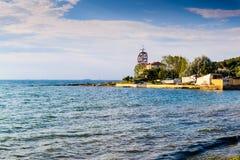 土耳其暑假镇 库存图片