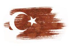 土耳其标志 皇族释放例证