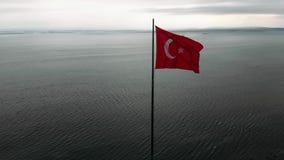 土耳其标志 股票视频