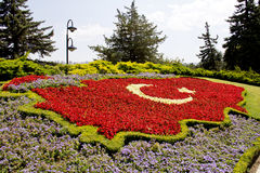 土耳其标志 免版税库存照片