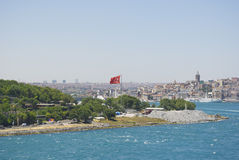 土耳其标志 免版税库存图片