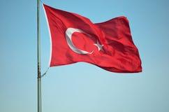 土耳其标志 图库摄影