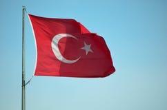 土耳其标志 库存图片