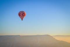 土耳其气球 免版税库存照片