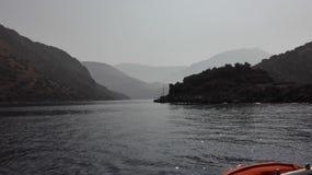 土耳其海岛 库存图片
