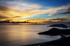 土耳其海岸 库存图片