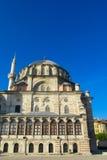 土耳其清真寺 免版税库存照片
