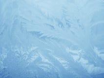 土耳其玉色冰背景-圣诞节储蓄照片 图库摄影