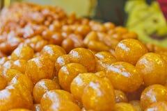 土耳其甜点 免版税图库摄影