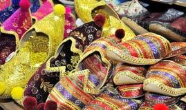 土耳其的拖鞋 库存图片