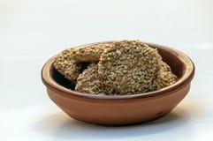 土耳其的曲奇饼 图库摄影