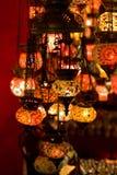 土耳其的灯笼 免版税图库摄影