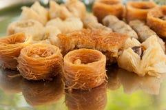 土耳其的甜点 免版税图库摄影